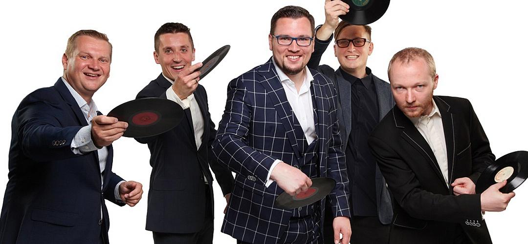 Petr Sovič a Gramofon