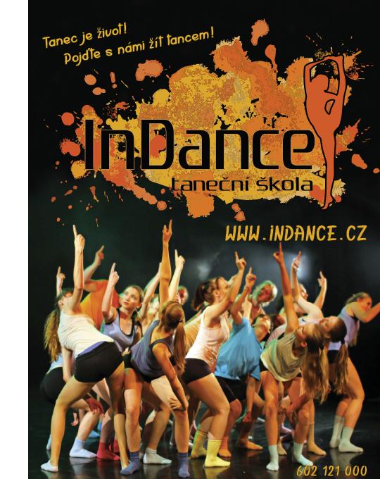 Tanenční škola InDance